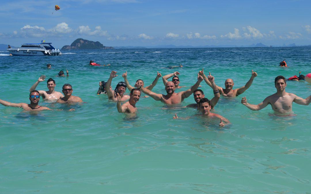 Nos fuimos a Tailandia junto a 15 resellers