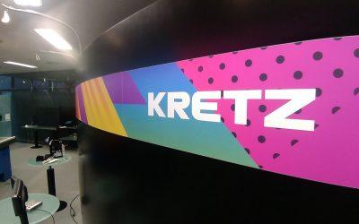 Kretz se suma a nuestro portafolio