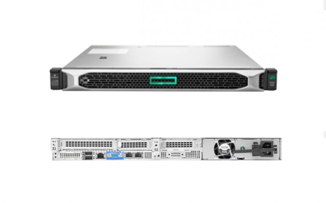 Server DL160 Gen10: rendimiento y eficiencia