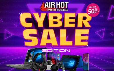 Lanzamos un Cyber Sale para que te vendas todo