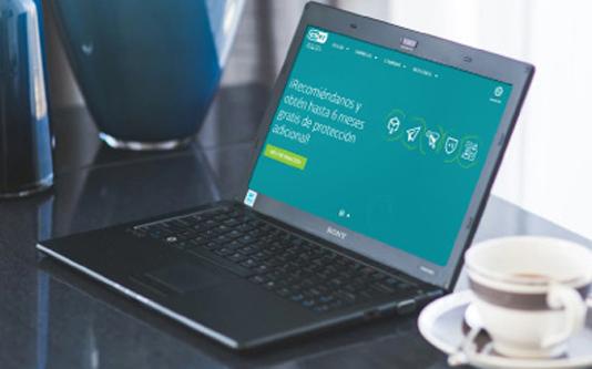Cómo vender licencias electrónicas de ESET Antivirus