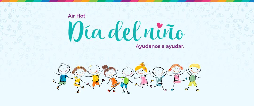 Se viene un Día del Niño a pura solidaridad