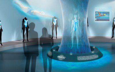 Tecnologías de avanzada + iluminación que dan vida a los espacios