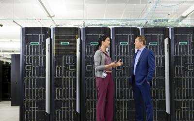 Almacenamiento HPE MSA 2060: alto rendimiento, simplicidad y fácil de administrar