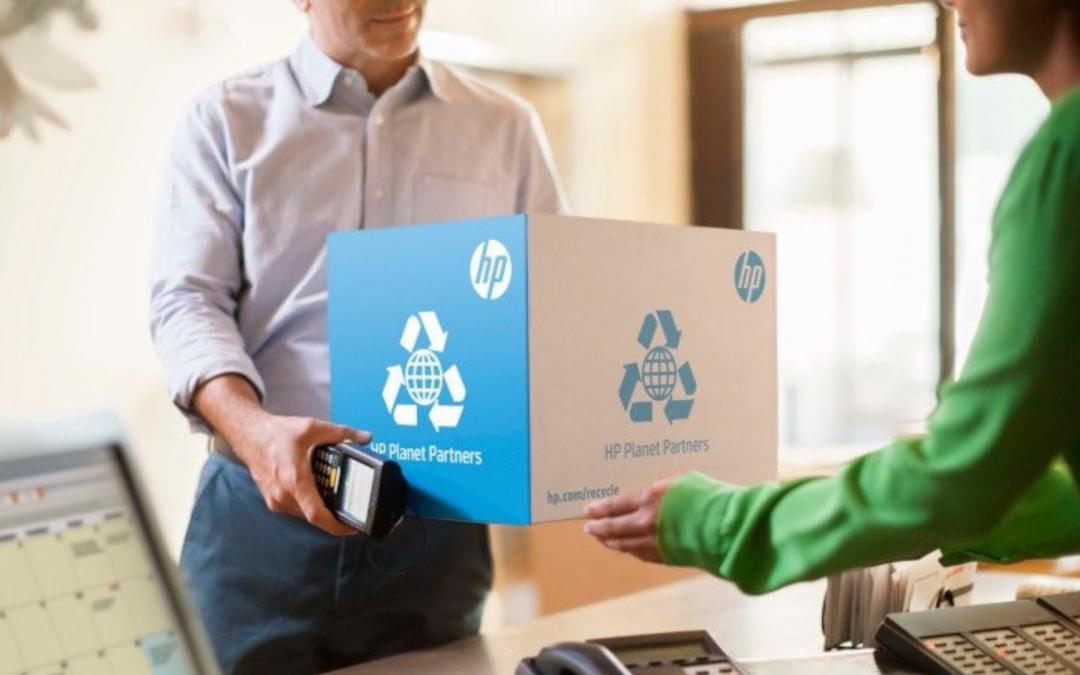 Sumate a esta tendencia: impacto sustentable impulsado por HP